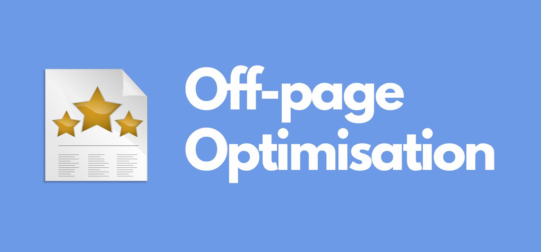 Medical Off-page Optimisation